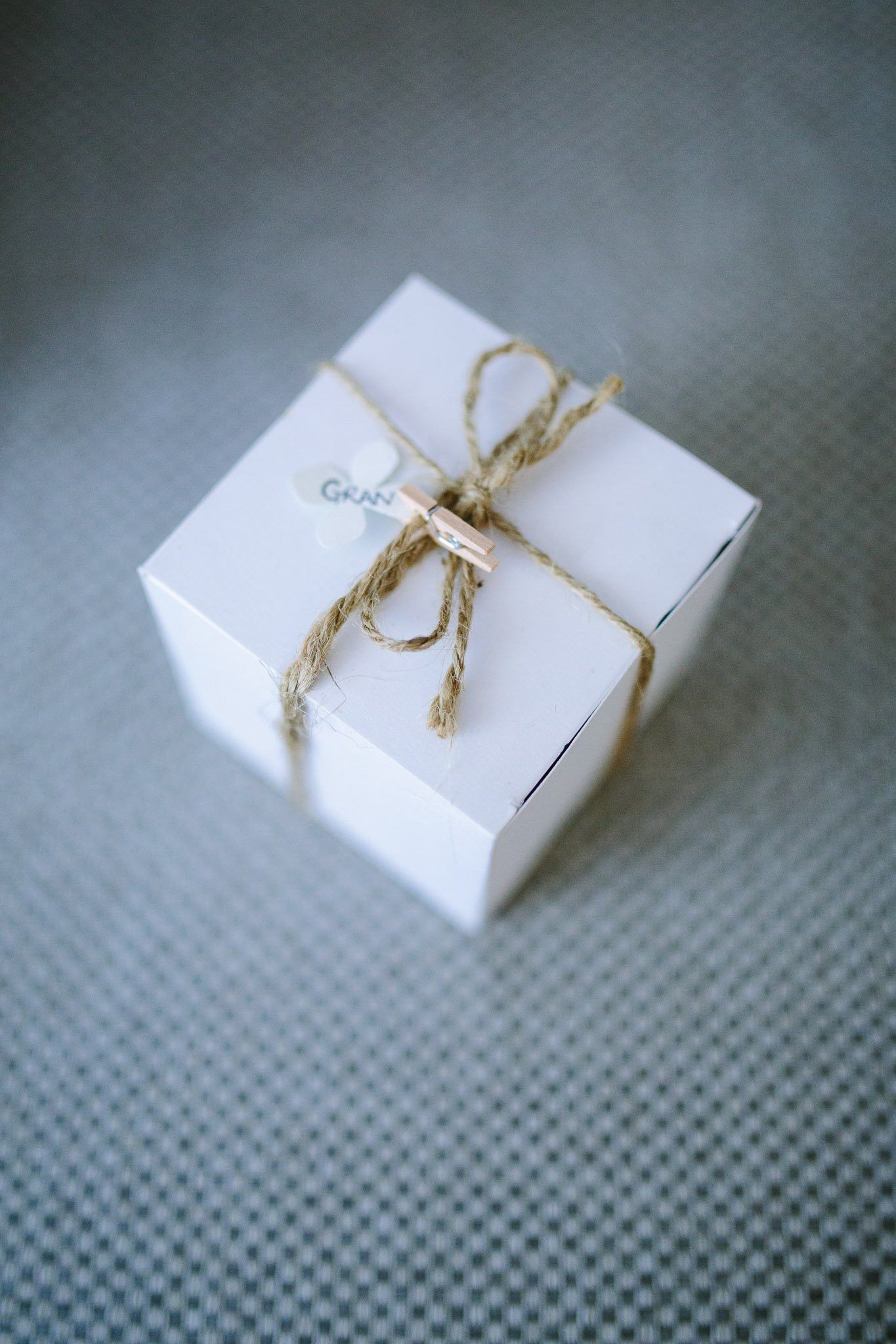 Small boxed gift